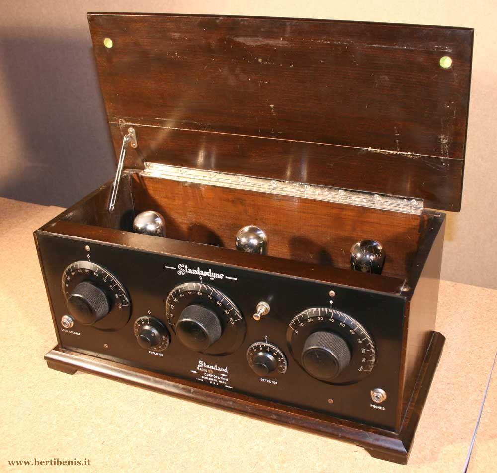 Standard Standardyne 1925 Antique Radio