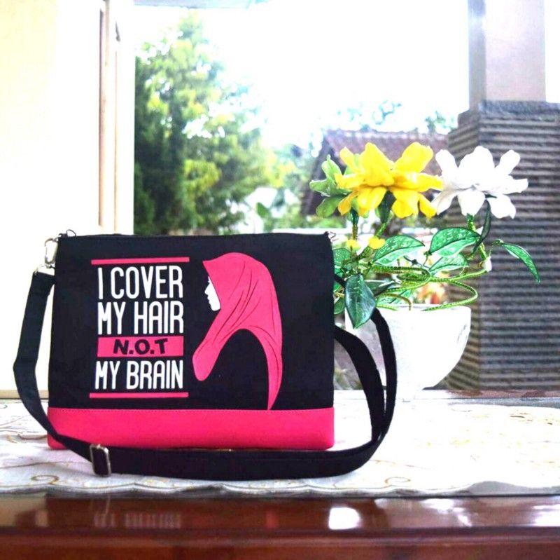 Jual Tas Selempang Remaja Murah Online – Tas Sling Bag Wanita Terbaru –  Medium cd14ab667e