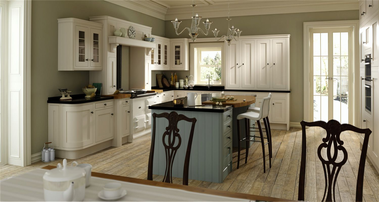 Charmant Iona Oak Blue Mussel Traditional Classic Kitchen By Sheraton Interiors!  Browse Sheraton Interiors For Kitchen