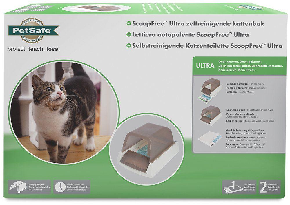 PetSafe ScoopFree Ultra SelfCleaning Litter Box Amazon