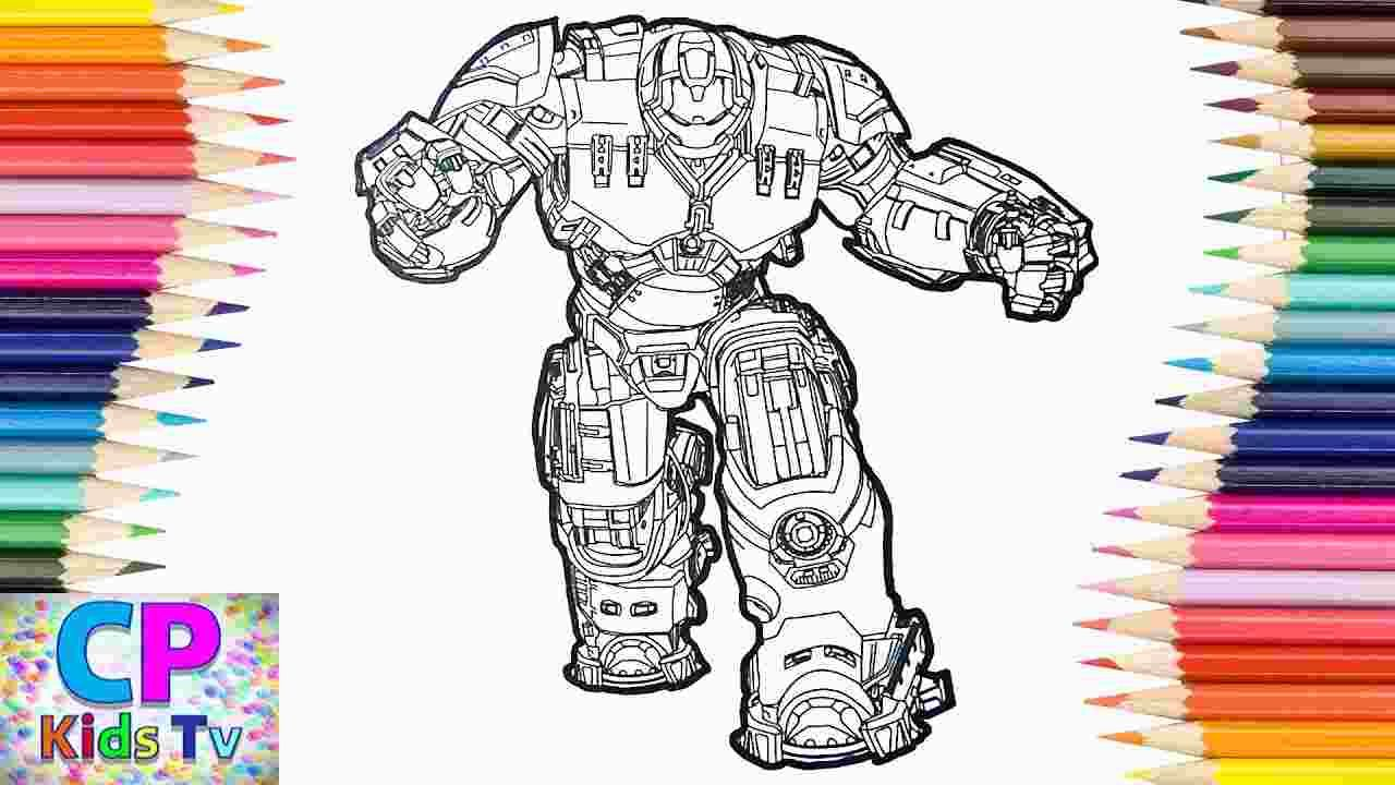 Hulkbuster Coloring Lego Coloring Pages Coloring Pages New Year Coloring Pages