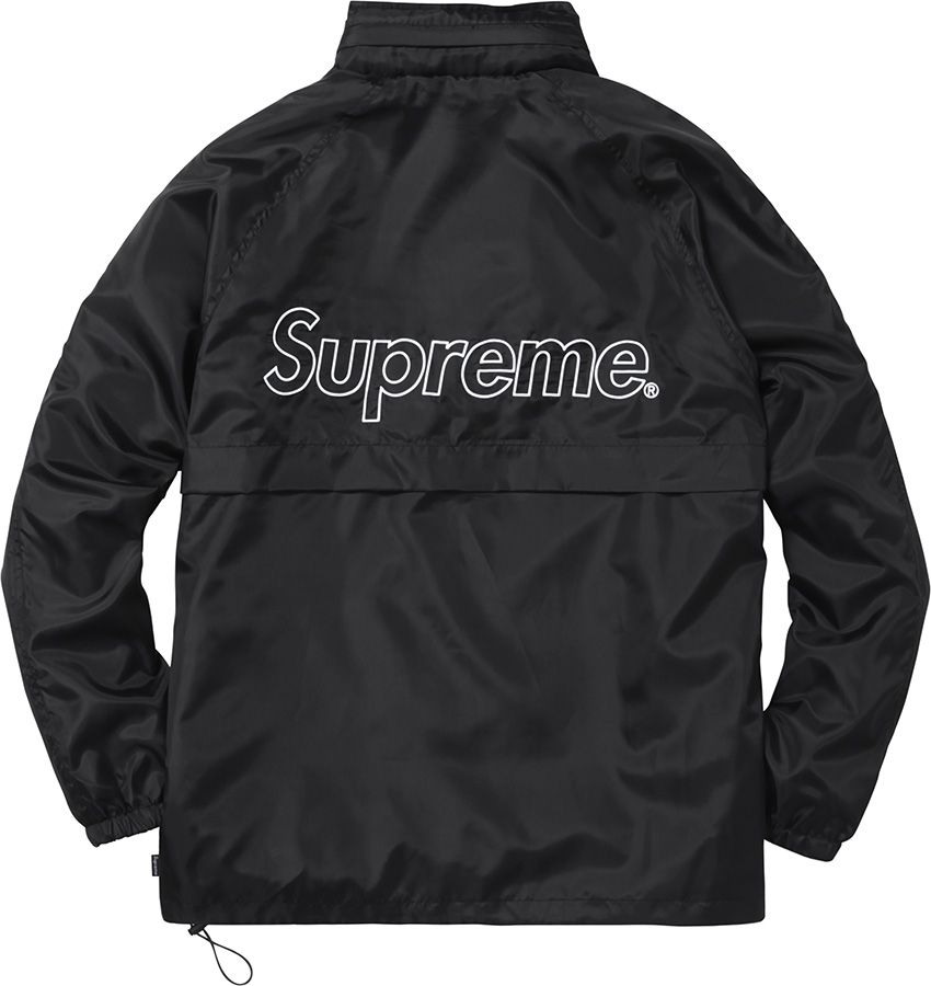 ba8a996ce43b Supreme Windbreaker   clothes   Jackets, Windbreaker, Supreme clothing