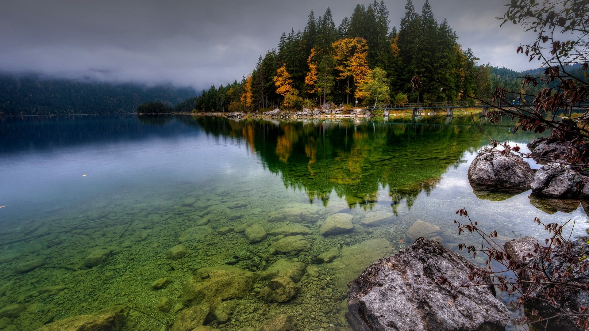 Eibsee Lake Collection See All Wallpapers Wallpapers Background Travel Lake Trip Nature Photos Forest Plants
