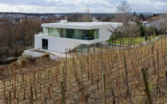 Haus am Weinberg by UNStudio  #architecture #arq #house #home #residence
