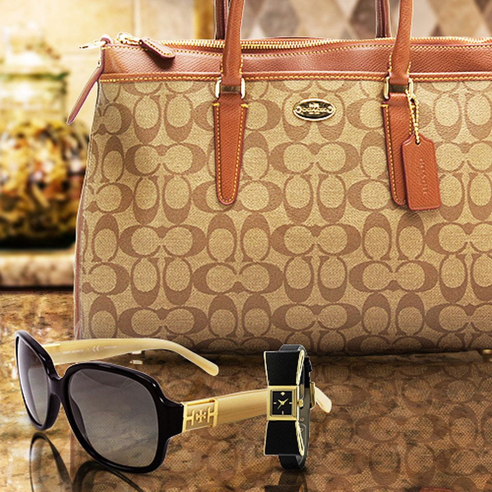 Take a look at the Coach, Kate Spade & Tory Burch event on zulily today!