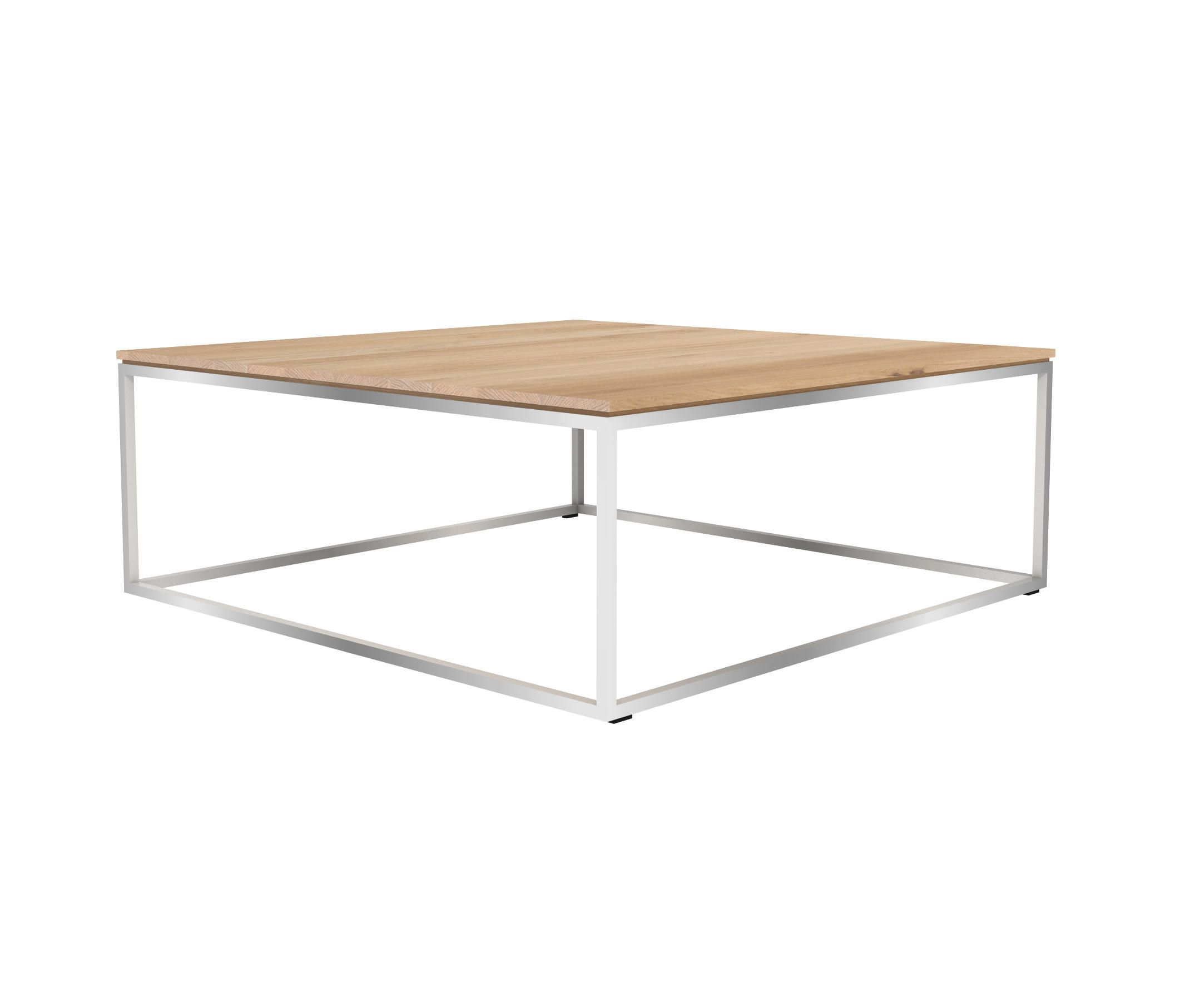 - OAK THIN COFFEE TABLE - Designer Lounge Tables From Ethnicraft