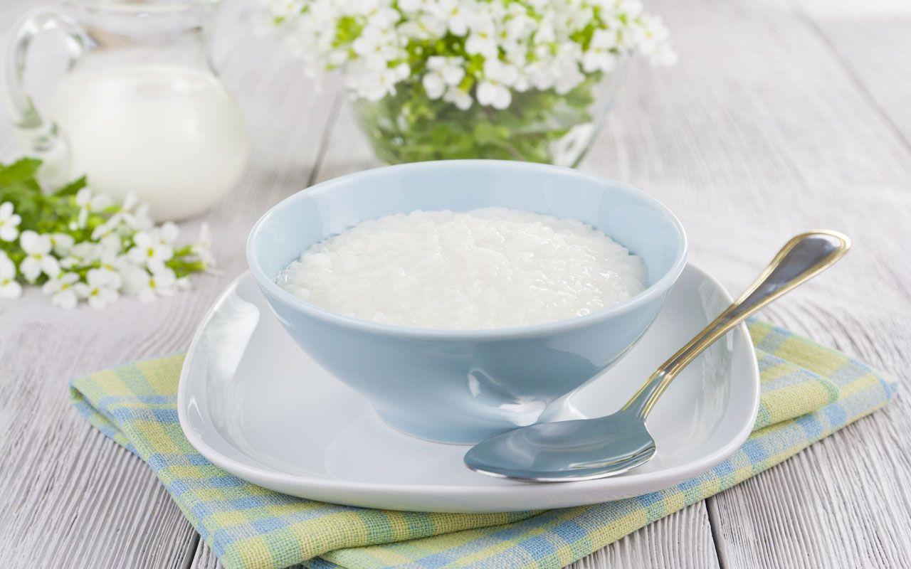 Vanilla rice milk pudding Vanilla rice, Rice milk, Recipes