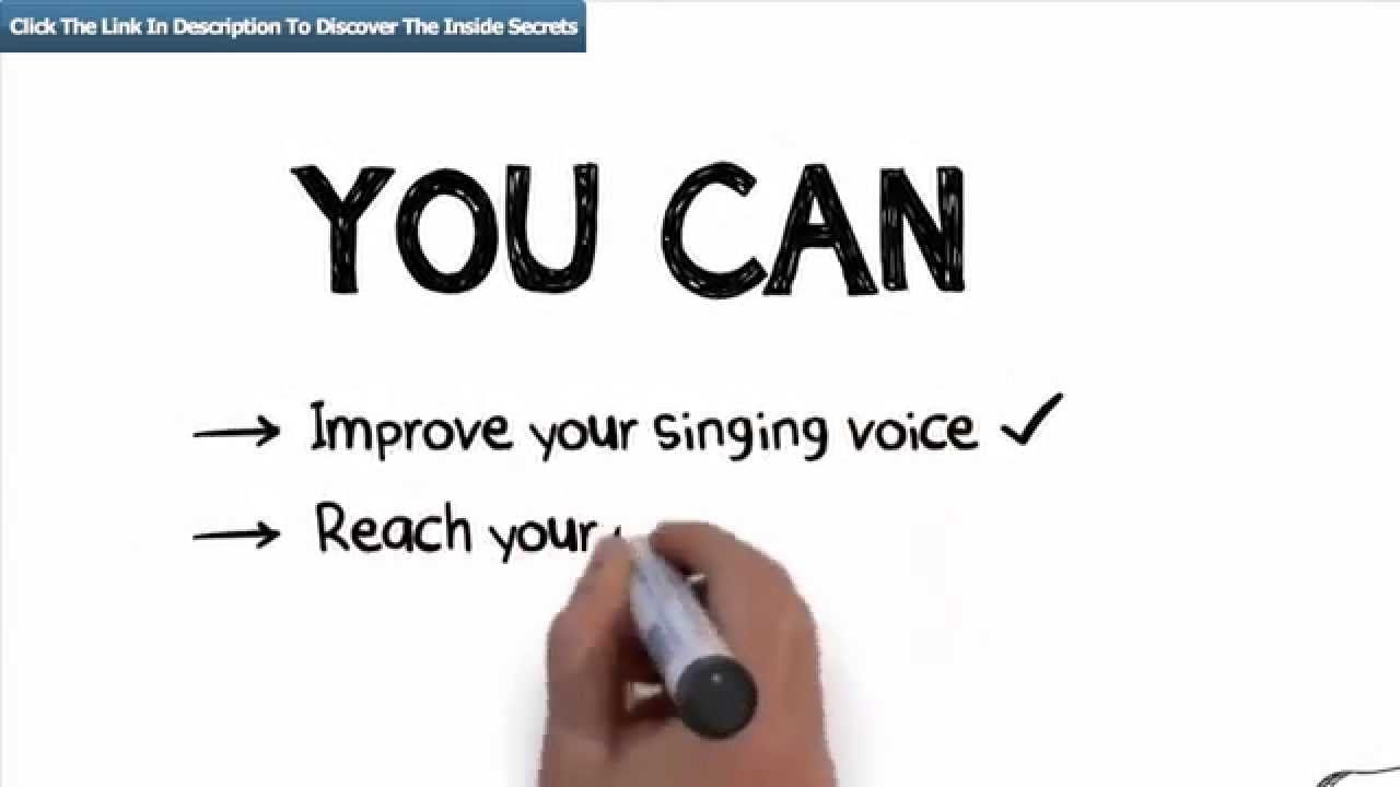 Get Money Online How To Sing Improve Your Voice Be A Great Singer