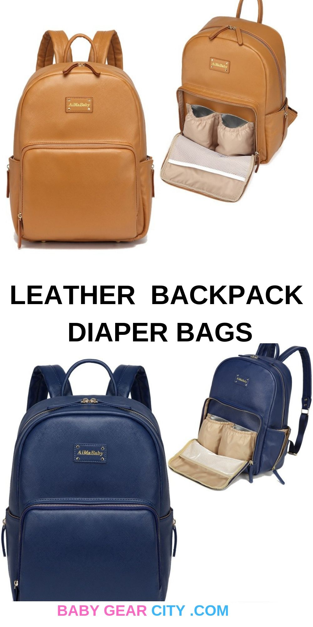 Leather Diaper Bags Backpack Baby Diapering Baby Gear City Com Diaper Bag Backpack Leather Diaper Bag Backpack Leather Diaper Bags