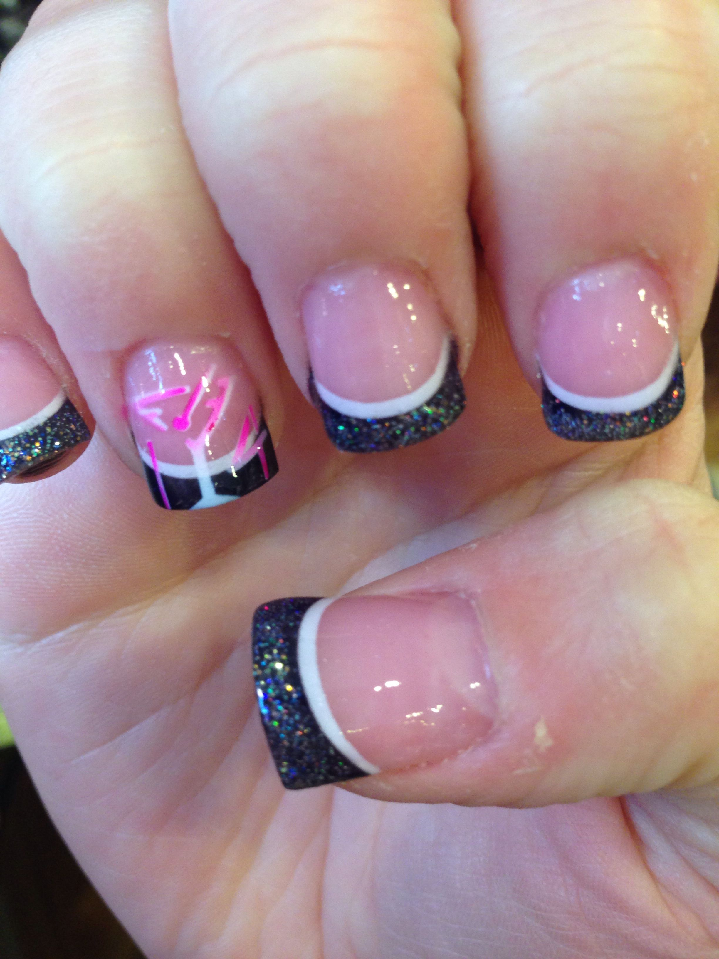 New Years Nails by Ty at Le Nails | Nail designs ...