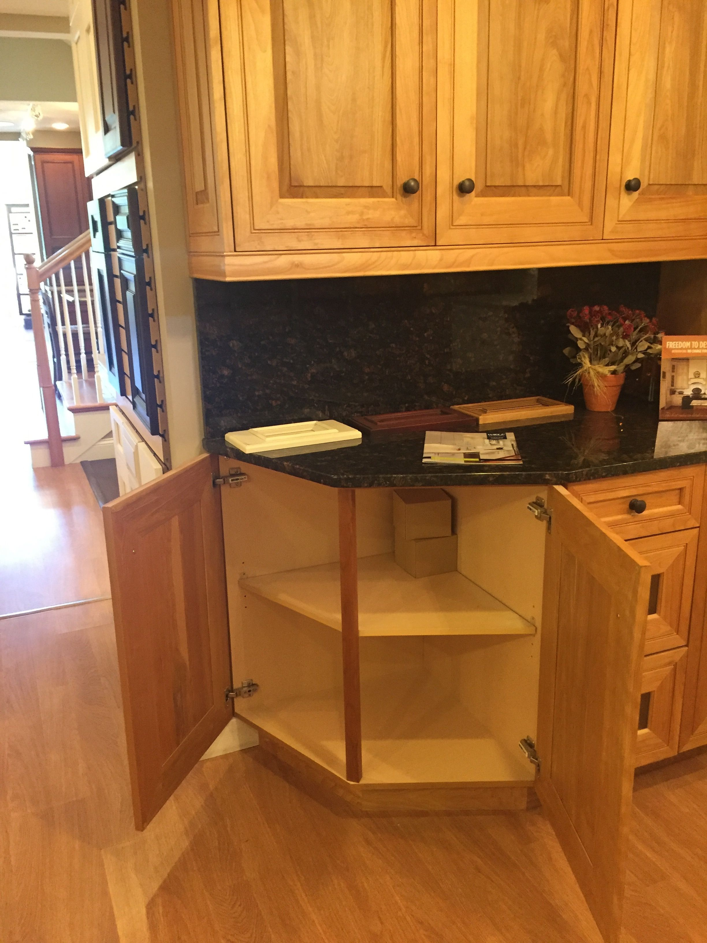 Kitchen Cabinet Tapered End Open Doors Kitchen Cabinets Kitchen Cabinet