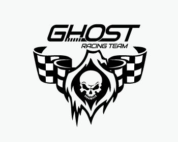 Ghost Racing Team logo design contest. Logo Designs by arttees2011 ...