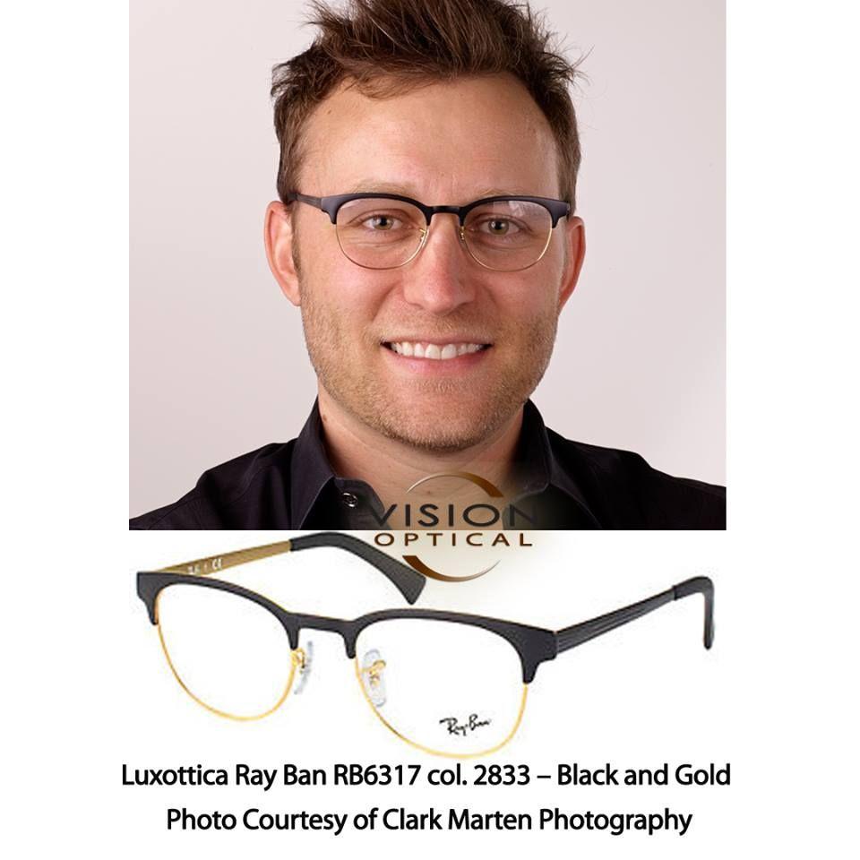 e3cc07ea971 2833-Black and Gold Photo Courtesy of Clark Marten Photography   RayBanEyewear