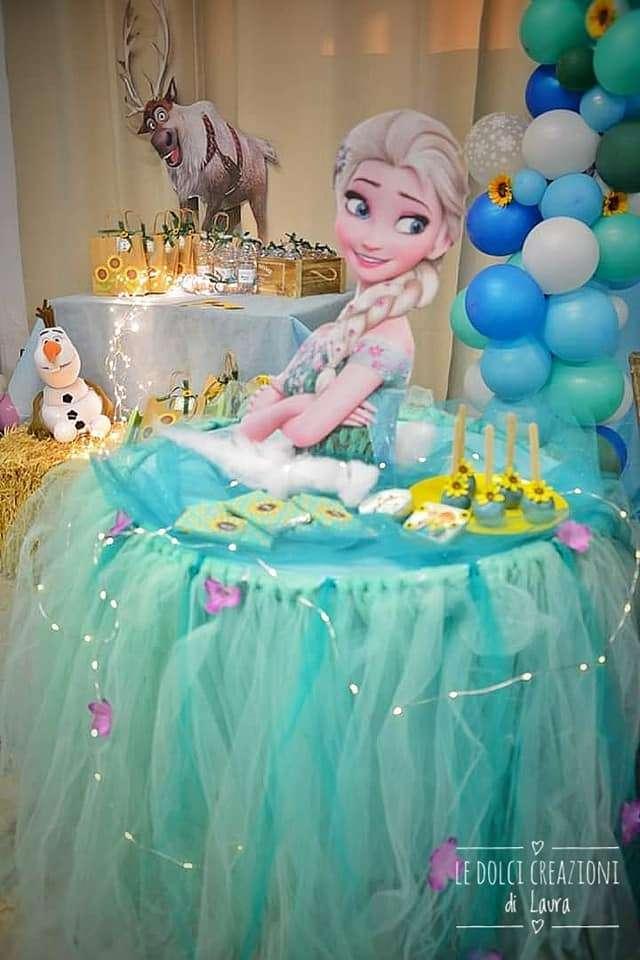 Disney S Frozen Olaf Birthday Girl Image Diy Printable Iron On