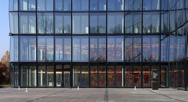 Süddeutscher Verlag, München Facade, Building, Multi