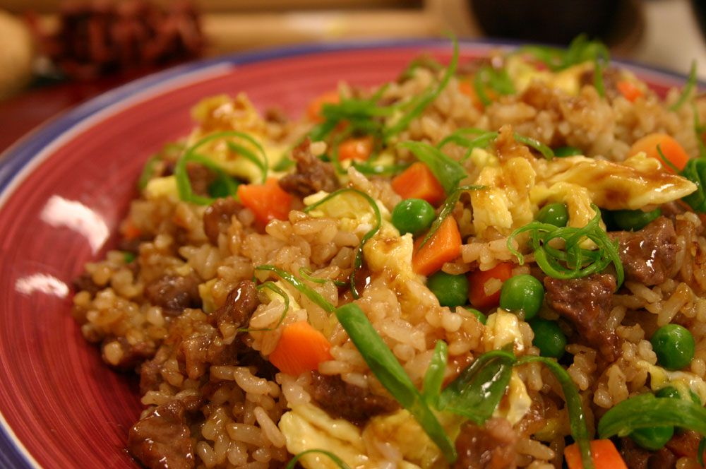 Need a quick easy recipe for dinner tonight this beef fried rice need a quick easy recipe for dinner tonight this beef fried rice with our oyster ccuart Image collections