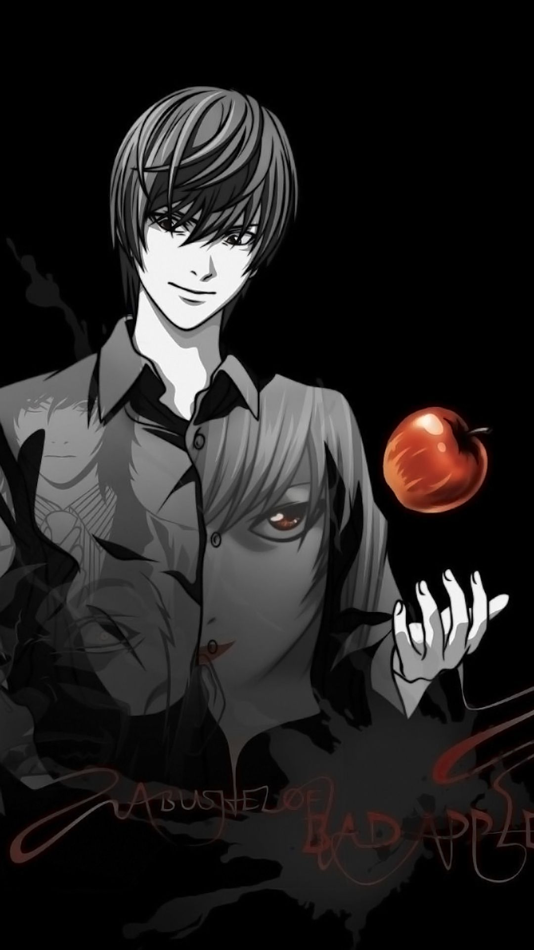 Light death note Samsung wallpaper Anime and Manga ️