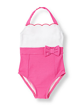 c0fba4d91c83b Janie & Jack Girl's Swimsuit | Janie and Jack | Swimsuits, Baby girl ...