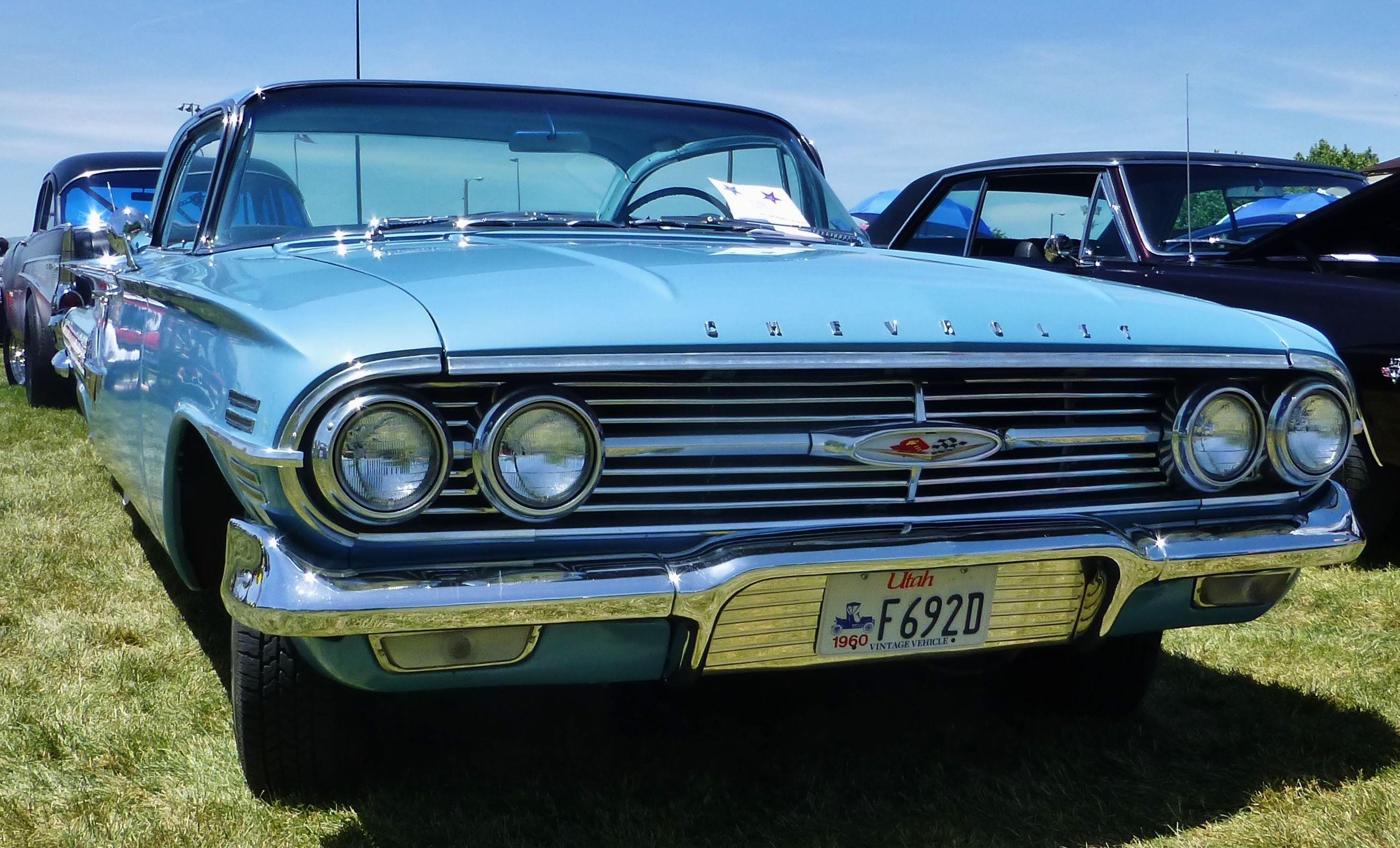 1960 Chevrolet Impala. Photography by David E. Nelson, 2017 ...