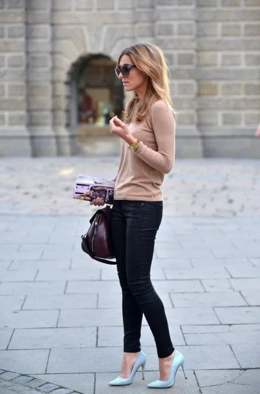 Work & Office Outfit Ideas For Women Everything boils down to your dressing styl...