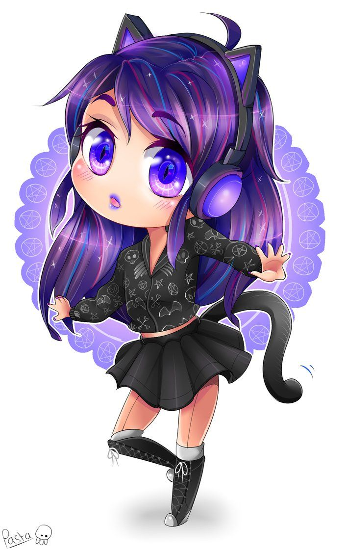 Roblox Anime Girl : roblox, anime, Roblox, Https://rastapastatf2.deviantart.com, @DeviantArt, Garotas, Gamer,, Garota, Carinhas, Kawaii