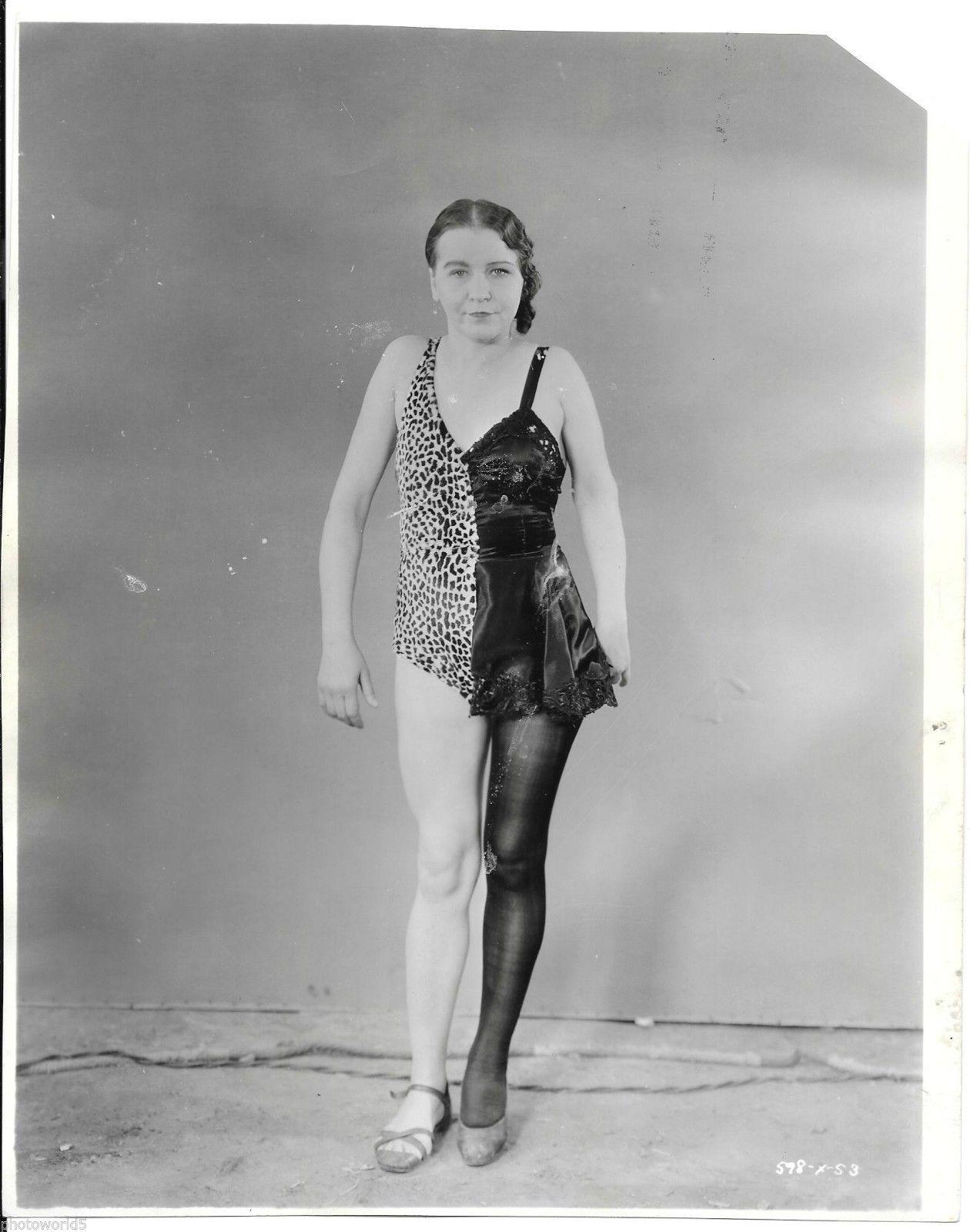 Half Man Half Woman Circus Performer Josephine Joseph Joseph Needed