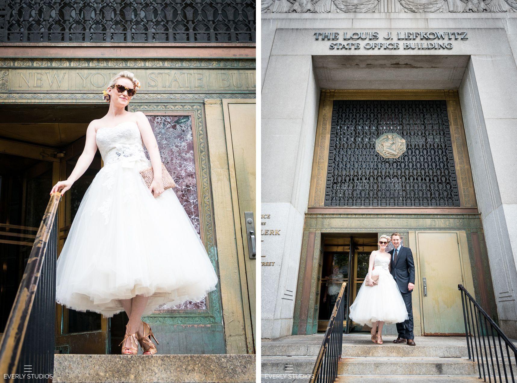 New York City Hall Wedding Photography Photos Taken By Photographer Jocelyn Voo Of Everly Studios