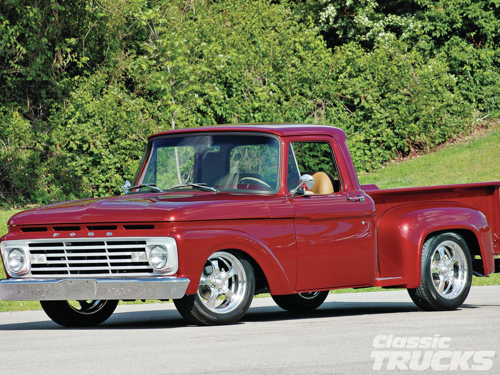 1956 chevy tattoo submited images pic2fly - 1963 Ford F100 Front Driver Side Photo 5