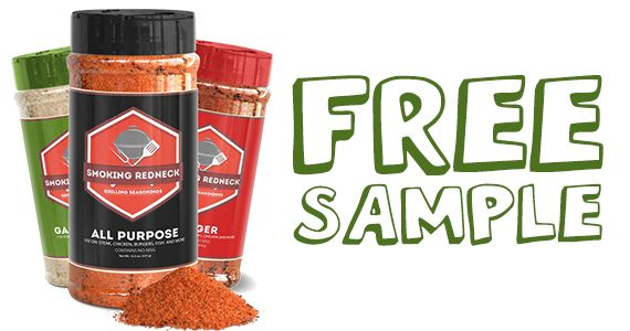 Free Sample Of Smoking Redneck Grilling Seasoning Link ==> https://goo.gl/nSRB2e  #FreebieFriday #Coupons #freebiesinthemail #samples #giveaway #FreeSAMPLE