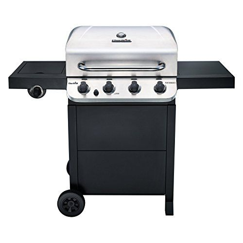Char Broil 463376017 Performance 4 Burner Cart Gas Grill Stainless Steel 0 7 Jpg 500 500 Propane Gas Grill Gas Grill Gas Cooker