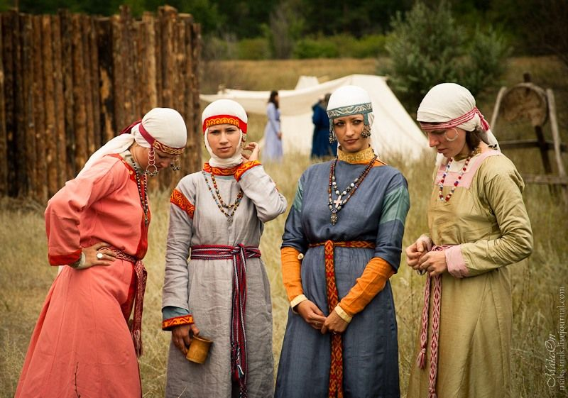 можно одежда жителей древней руси фото связи