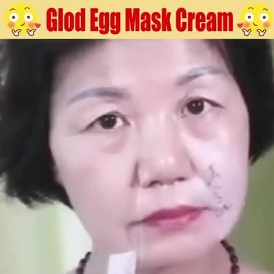 Photo of Glod Egg Mask Cream – Skin Care