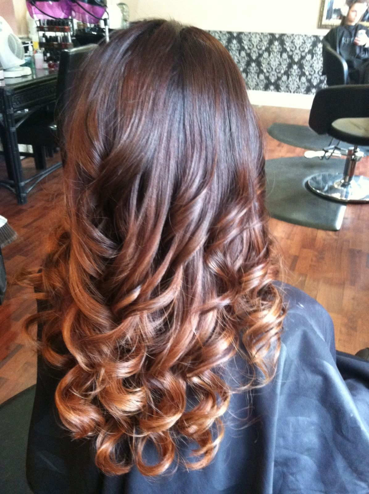Soft Caramel Ombre Hair Love Laughter And Inspiration