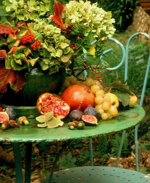 Whimsical Home and Garden - Autumn Images