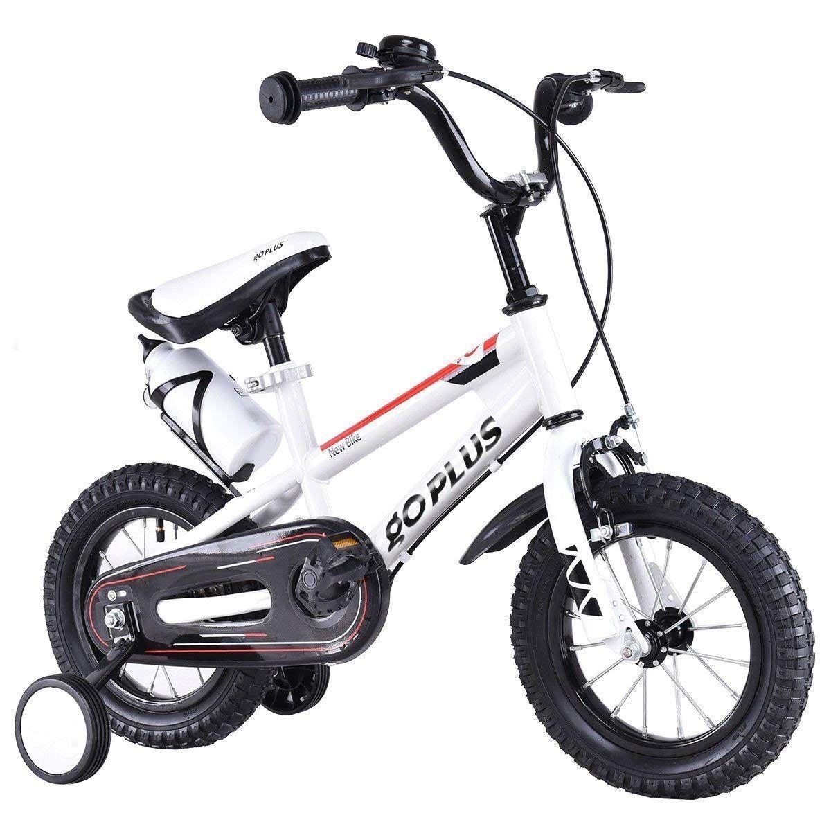 Goplus 12 16 Kids Training Wheel Balance Bike Bike With