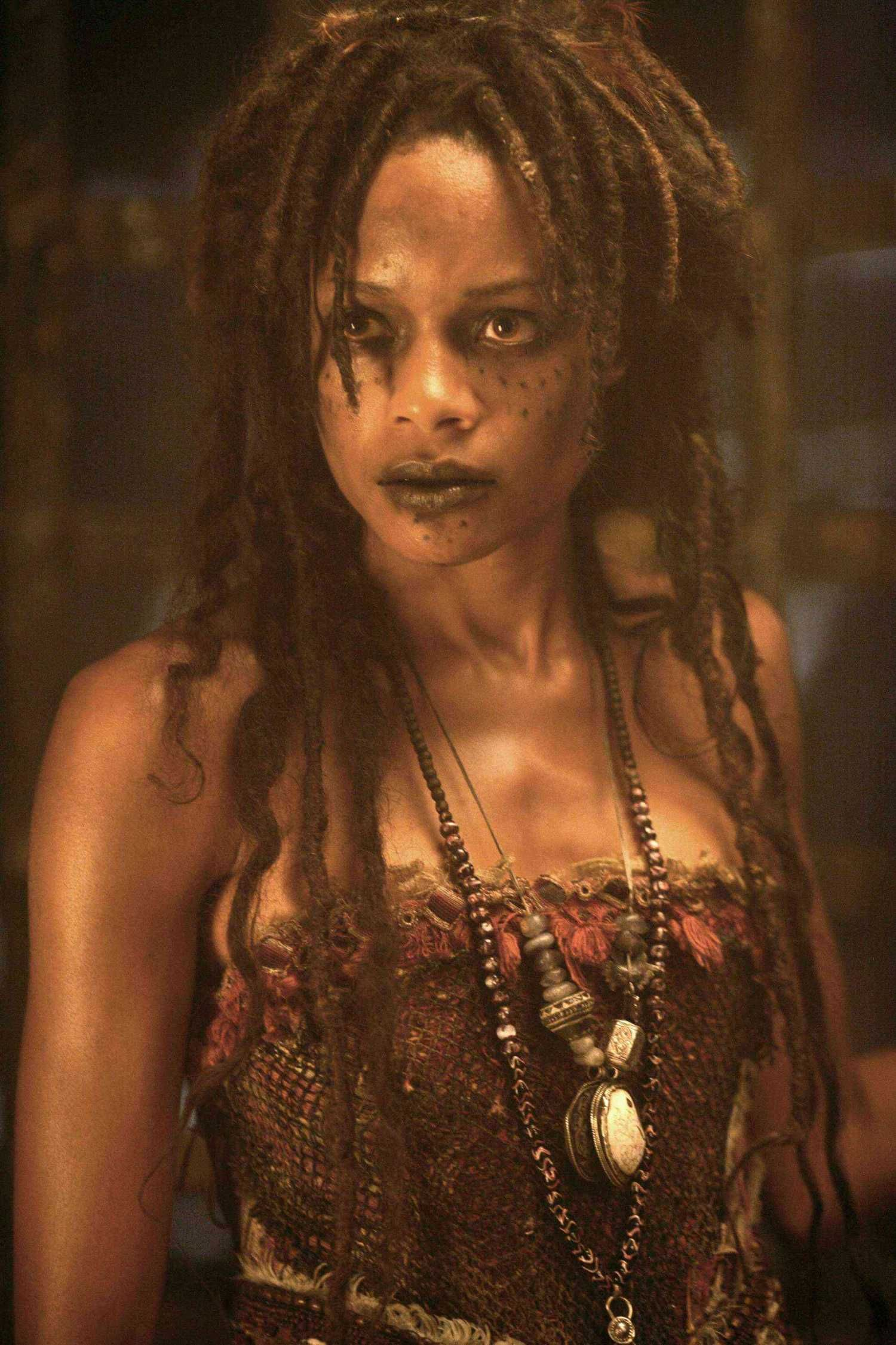 Pirates of the Caribbean - Tia Dalma | Halloween | Pinterest ...