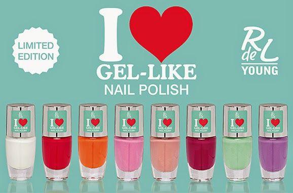 Russkajas Beautyblog: Preview - Rival de Loop I Love Gel-Like