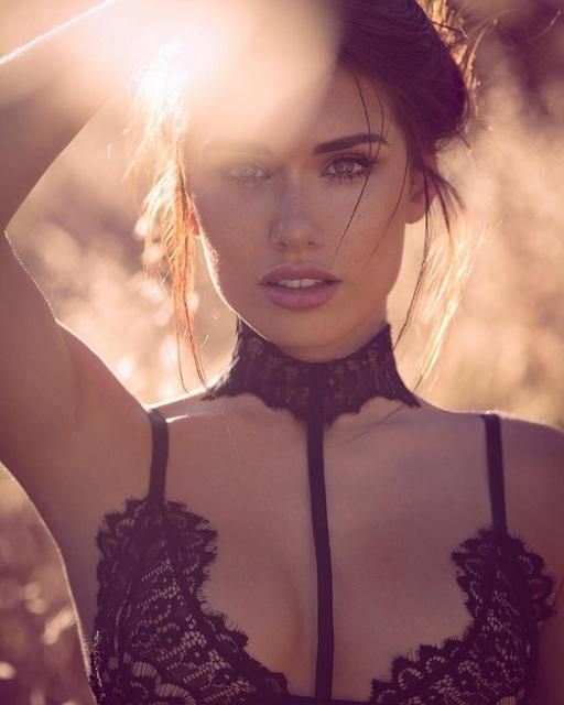 0305e3093156fd Woman · ALINRY sexy lace bra set women black floral push up transparent  bralette plus size lingerie 2017