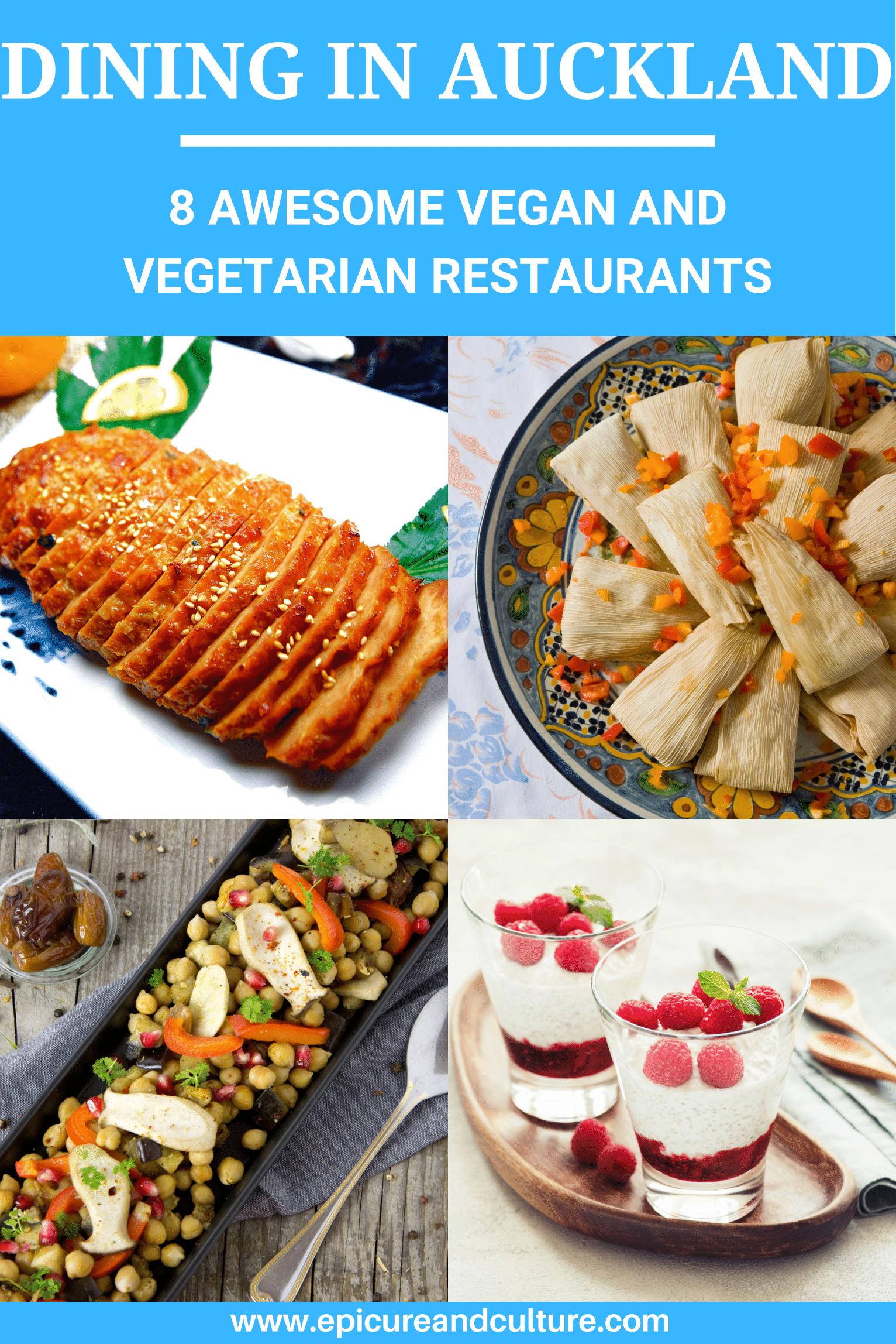 Best Restaurants In Auckland For Vegetarians New Zealand New Zealand Food Food Guide Best Vegetarian Restaurants