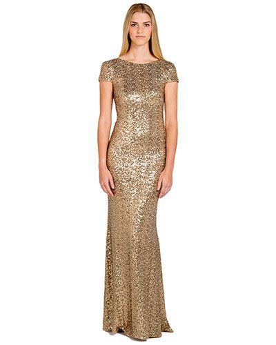 Badgley Mischka EG1072 Sequin Evening Gown fc9e446d0e84