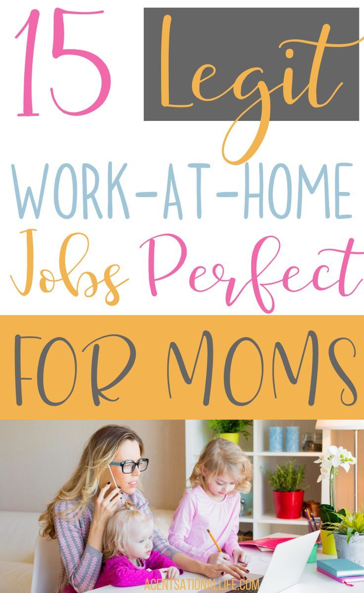 Easy Work At Home Jobs To Make The Most Money! Flexible