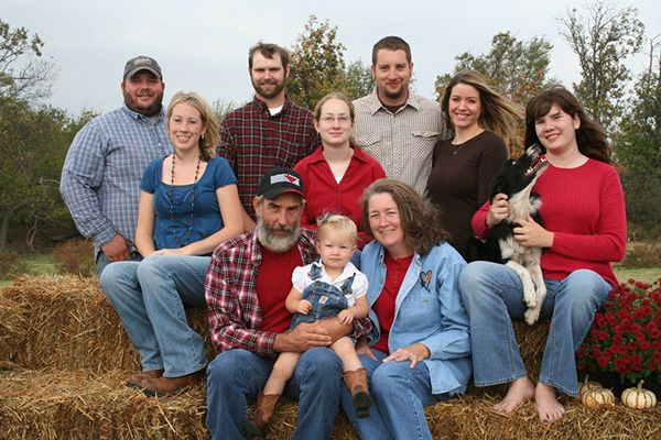 My family 35 stupendous family picture ideas
