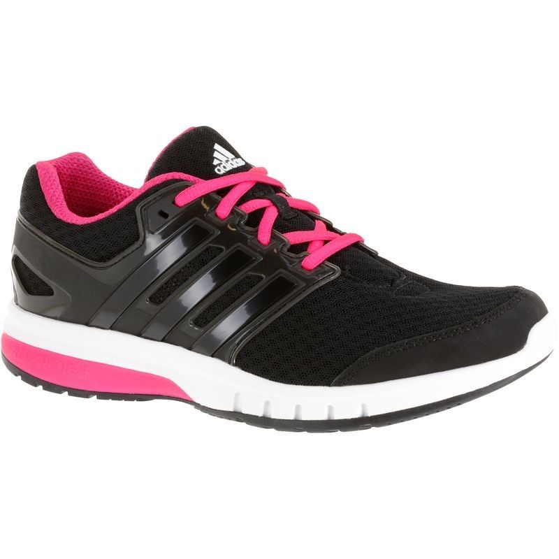 chaussure adidas rose et gris
