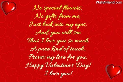 short valentine poems | valentines day poems | pinterest | poem, Ideas