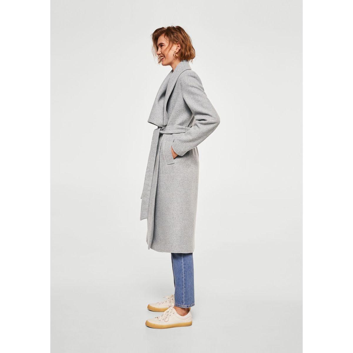 Manteau En Laine Avec Ceinture Taille 32 Products