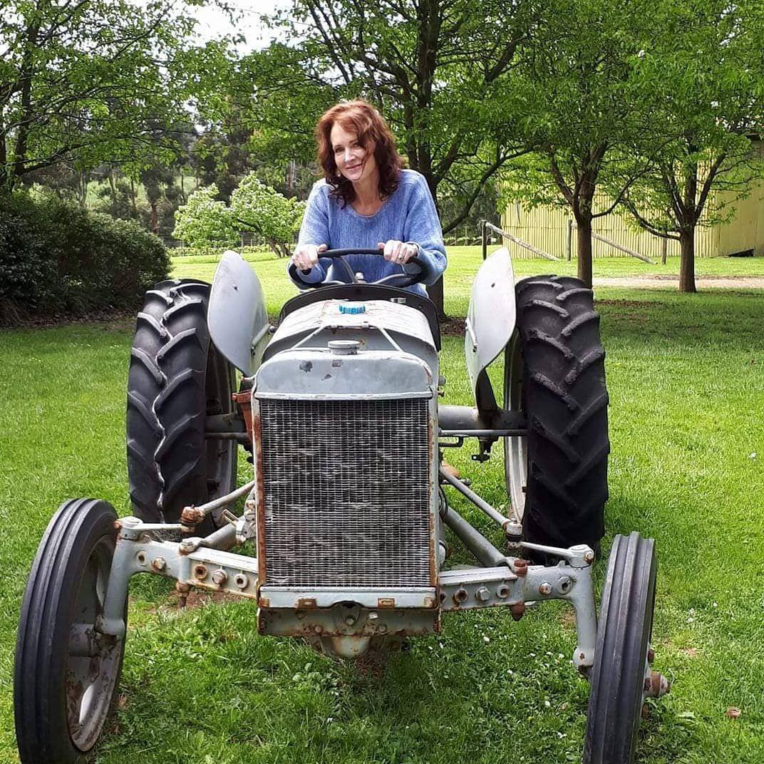 imaginary farm needs an imaginary tractor.  I wish ♥️ . . . . . .