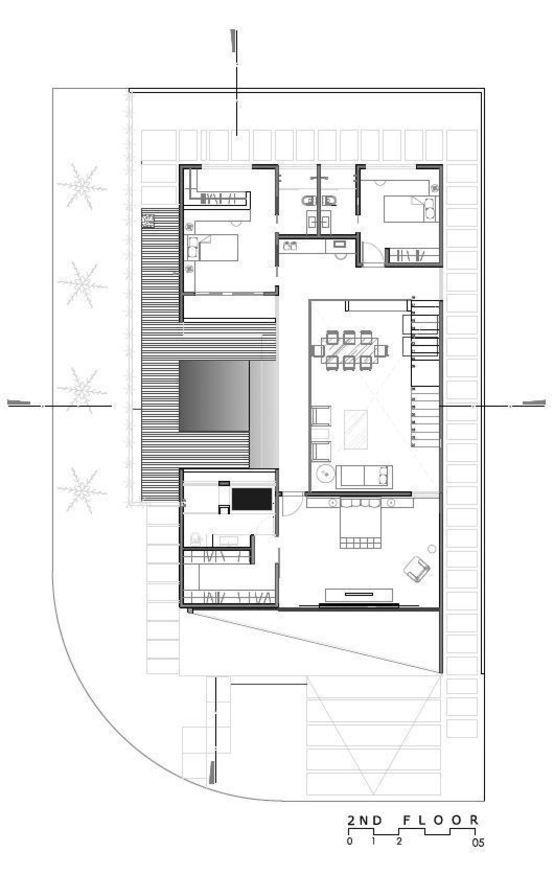 Casa pinball por studio fabr cio roncca pinterest for Plans d arkitek