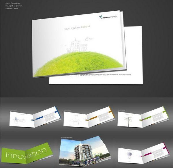 30 Real Estate Brochure Designs for Inspiration,   hative