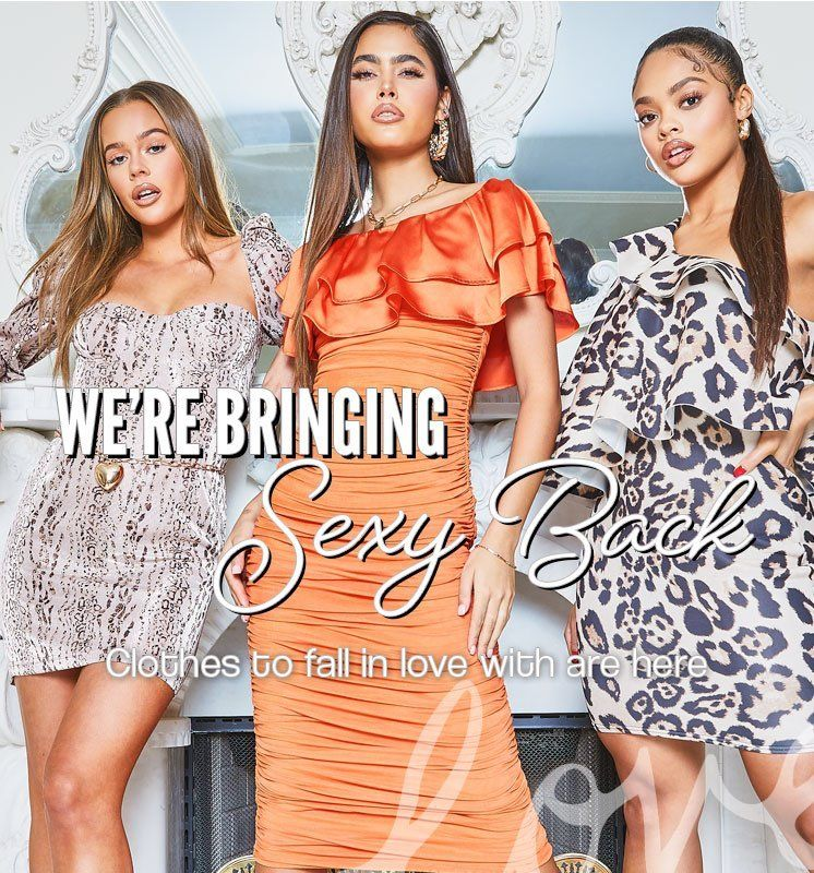 boohoo | Womens and Mens Clothes | Shop Online Fashion in