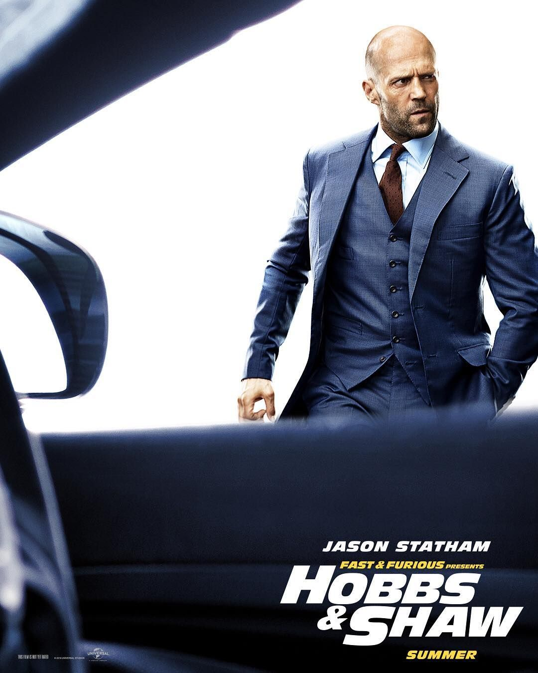 Jasonstatham Is Deckard Shaw In Fast Furious Present Fast And Furious Hobbs Full Movies Online Free